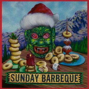 SUNDAY BARBEQUE CHRISTMAS SHOW 2016