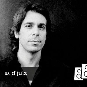 Soundwall Podcast 08 : D'Julz
