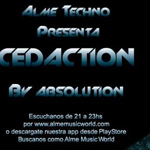 Absolution - Cedaction 039 - 20-12-2016 / Alme Music World - GuestMix WaLy