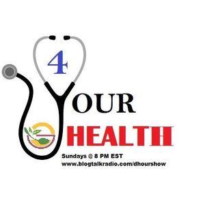 4 Your Health w/ Marsha Thadison (Whole Grain Month)