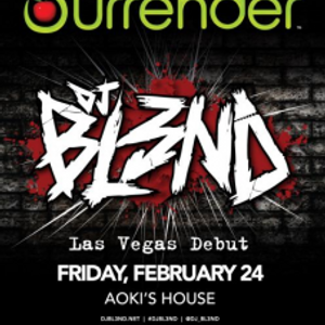 DJ Bl3nd - Live @ Surrender NightClub (Las Vegas, USA) - 24.02.2012 - www.LiveSets.at