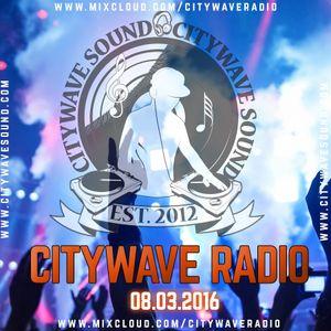 Citywave radio 08-03-2016