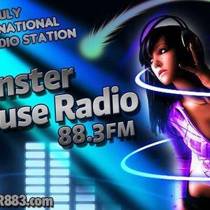 Stewart H live on Montser House Radio feb 1st 2014