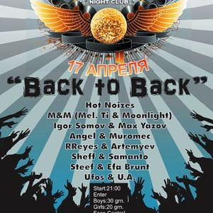 Hot Noizes – Live@Azia Sevastopol(17.04.2010)