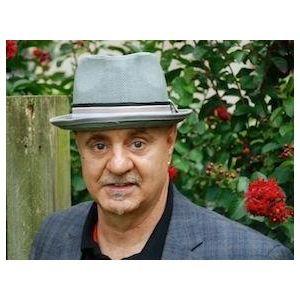 Comedy Veteran, Author John DeBellis