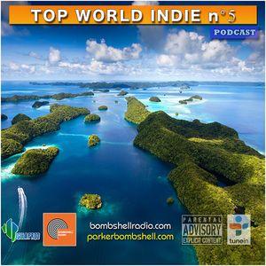 Isula Prod - Top World Indie N°5 10/16/2016
