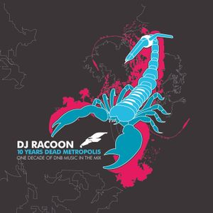 DJ Racoon - 10 Years Dead Metropolis In The Mix (03/2008)