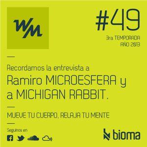 We Must Radio Show #49 - Columnista invitado - Microesfera