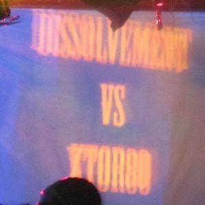 Dissolvement & Xtor80 @ Enter The Arena 2012