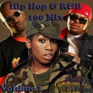 Hip Hop & R&B 100 Mix Volume 2