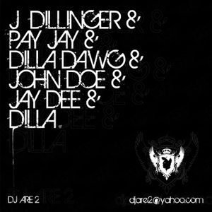 J Dillinger Mix by ARE 2