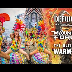 Defqon.1 2018 Maximum Force | The Ultimate Warm-Up | Mixed by Legio