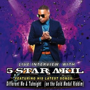 5 Star Akil Live On The #SundayStarSessionShow With @DjRemstar1 @BakahnalRadio - 01.11.2015