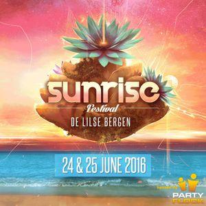 dj Gert @ Sunrise Festival 25-06-2016