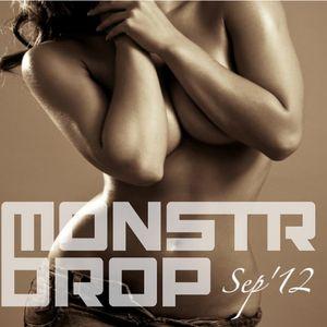 Monstr Drop - SEPT '12 MIX Electro/ Progressive/ Hardstyle/ Trap