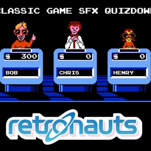 Retronauts Micro 044: Classic Game SFX Quizdown