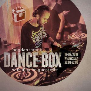 Dance Box - 16 Mar 2016 feat. Alex HO guest mix