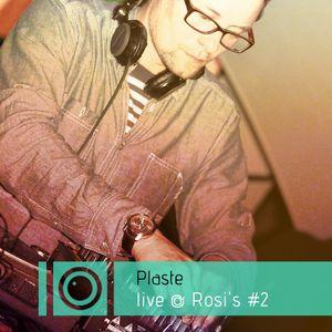 Plaste - live @ Rosi's #2