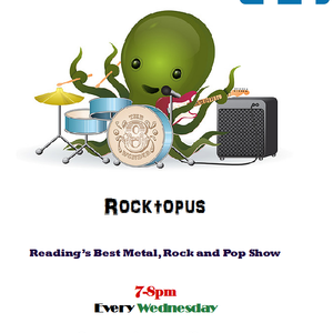 Rocktopus Show 5 - Junction 11 Radio