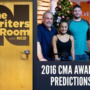 41. 2016 CMA Awards Predictions