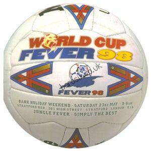 DJ Brockie w/ Det & Skibadee - World Cup  Fever 98 - Stratford Rex - 23.5.98