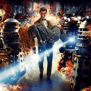 Doctor Hooka-Asylum Of The Daleks