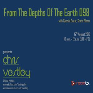 From The Depths Of The Earth 098 (Static Bloom Guestmix)