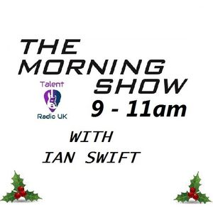 The Morning Show With Ian Swift 21st Dec 16