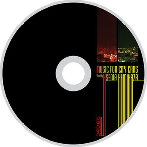 [CDKKDB1] Ksenia Kamikaza - Music for City Cars (2009)