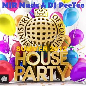 Summer House Party 2012 (MJR Music & DJ PeeTee)