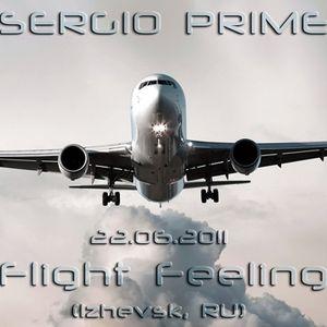 Sergio Prime - Flight Feeling