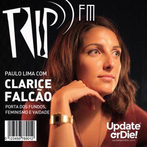 TRIP FM com  Clarice Falcão