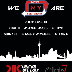 Chris-E @ Klangkeller - We are NY - 2013-11-09