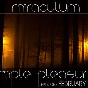 MiraculuM - Simple Pleasures 2012 February