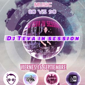 DJ TEVA in session Remember años 90 ( The Best ).