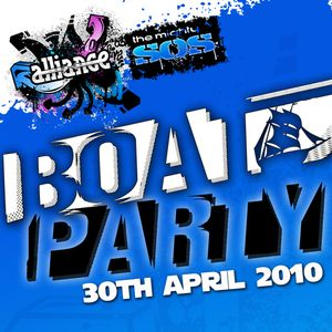 MADZ - LIVE ON THE BOAT - ALLIANCE LAUNCH PARTY 30/04/2010