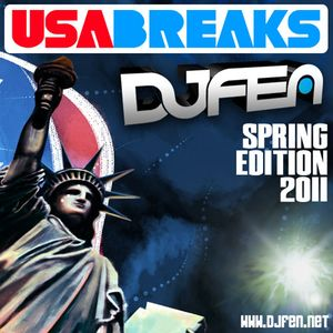 DJ Fen - USA Breaks Spring Edition 2011