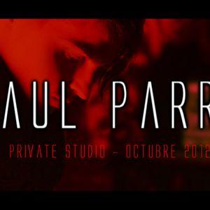 October 2012 @ Raul Parra Private Studio