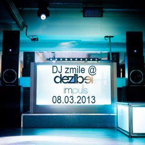 Promo Mix: DJ Zmile @ Dezibel 03/08/2013