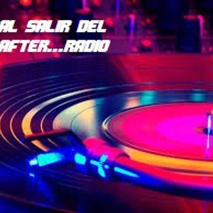 AL SALIR DEL AFTER RADIO 1º EDICION.