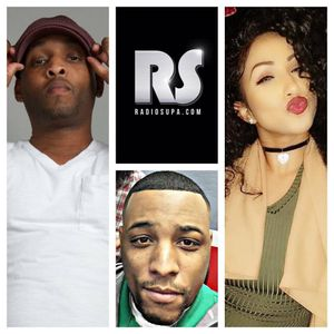 TJ SupaHype LIVE FROM THE FORTRESS w/ Karian Sang & Chris Wynn 7/12/16