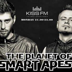 The Planet Of Smart Apes@KISSFM 02.06.2014