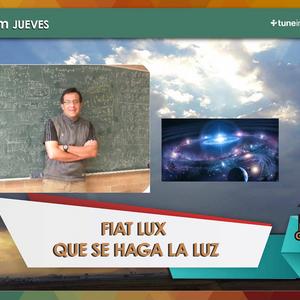 Fiat Lux 2015 05 14 Programa con el Dr. Sergio Mendoza hablamos sobre Gravedad Extendida