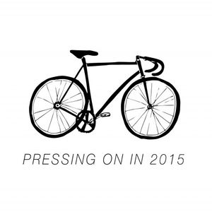 Pressing On In 2015 - Audio