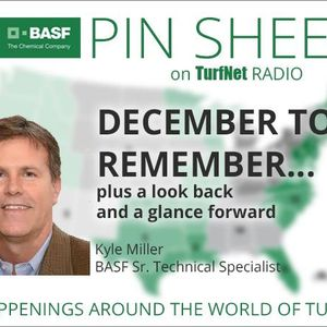 The BASF Pin Sheet with Kyle Miller: December to Remember