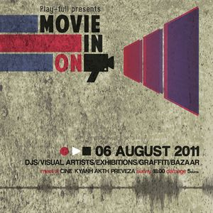 "ChicOnAir presents ""MOVIE IN ON- After Session"""