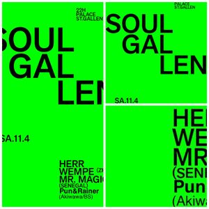 SOUL GALLEN - Straight from the Motherland
