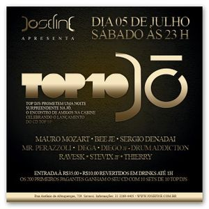 TOP10 JO Mixed by Dica142