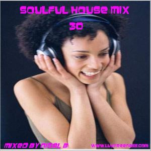 NIGEL B (SOULFUL HOUSE MIX 30)