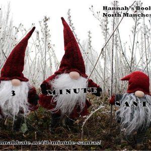 Hannah's Bookshelf pre-Christmas Christmas Special - 19/12/2020